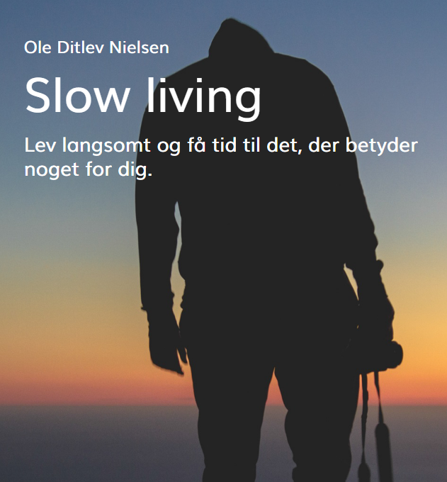Foredrag slow living
