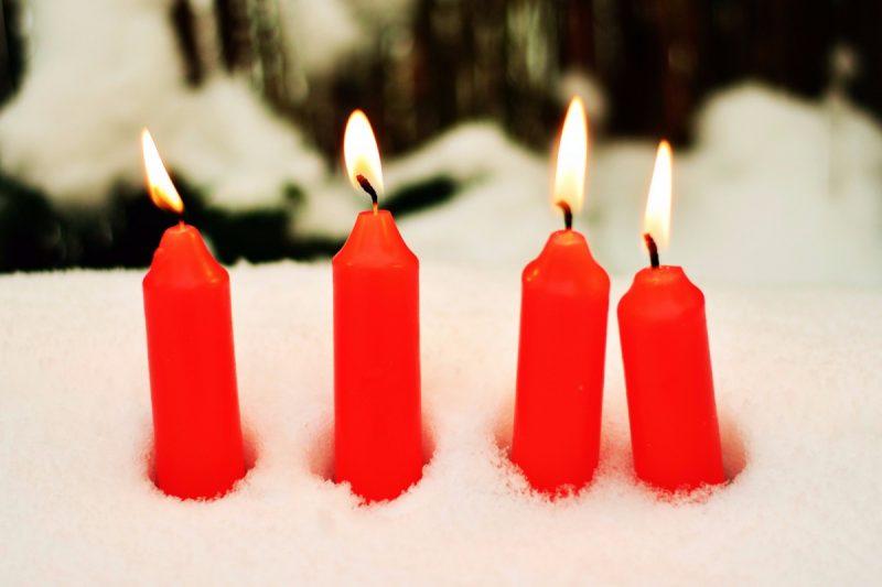 Decembertanker: At søge stilheden