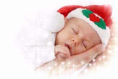 God søvn i december