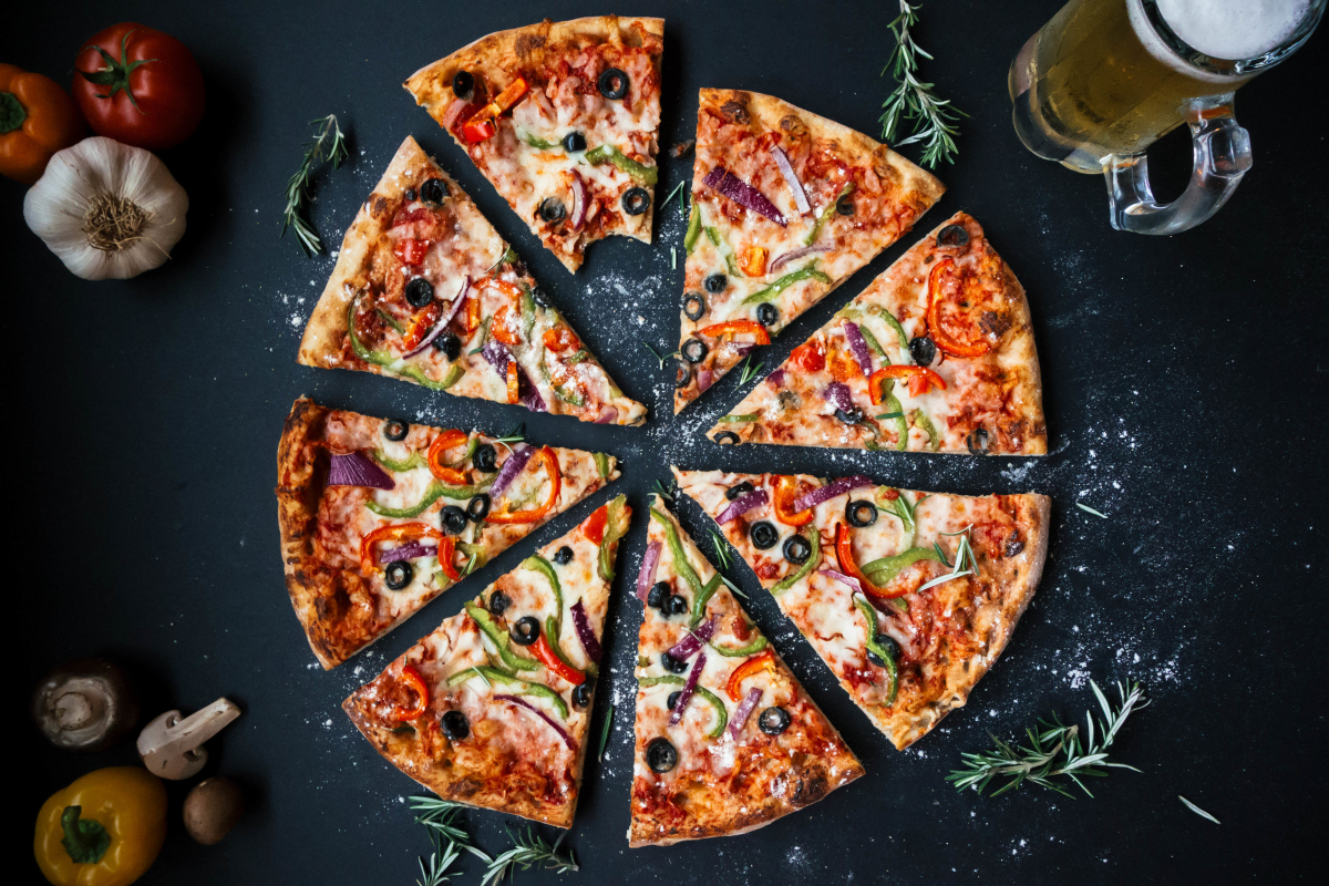 Pizza og pædagogik