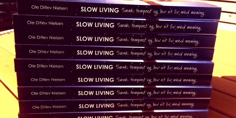Bog om slow living