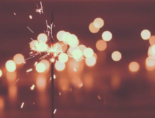 De små skridt og dit nye år