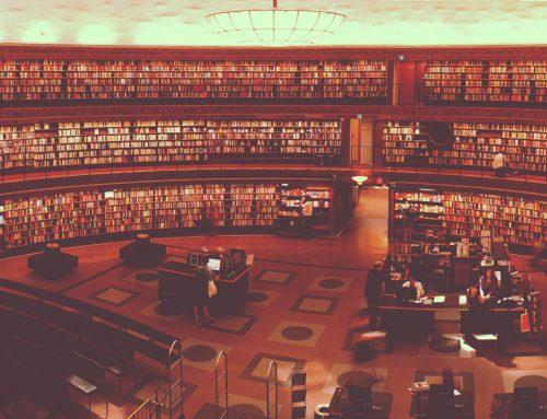 Retningen i dit liv? Find den på biblioteket