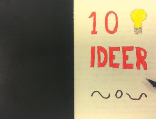 10 ideer om dagen