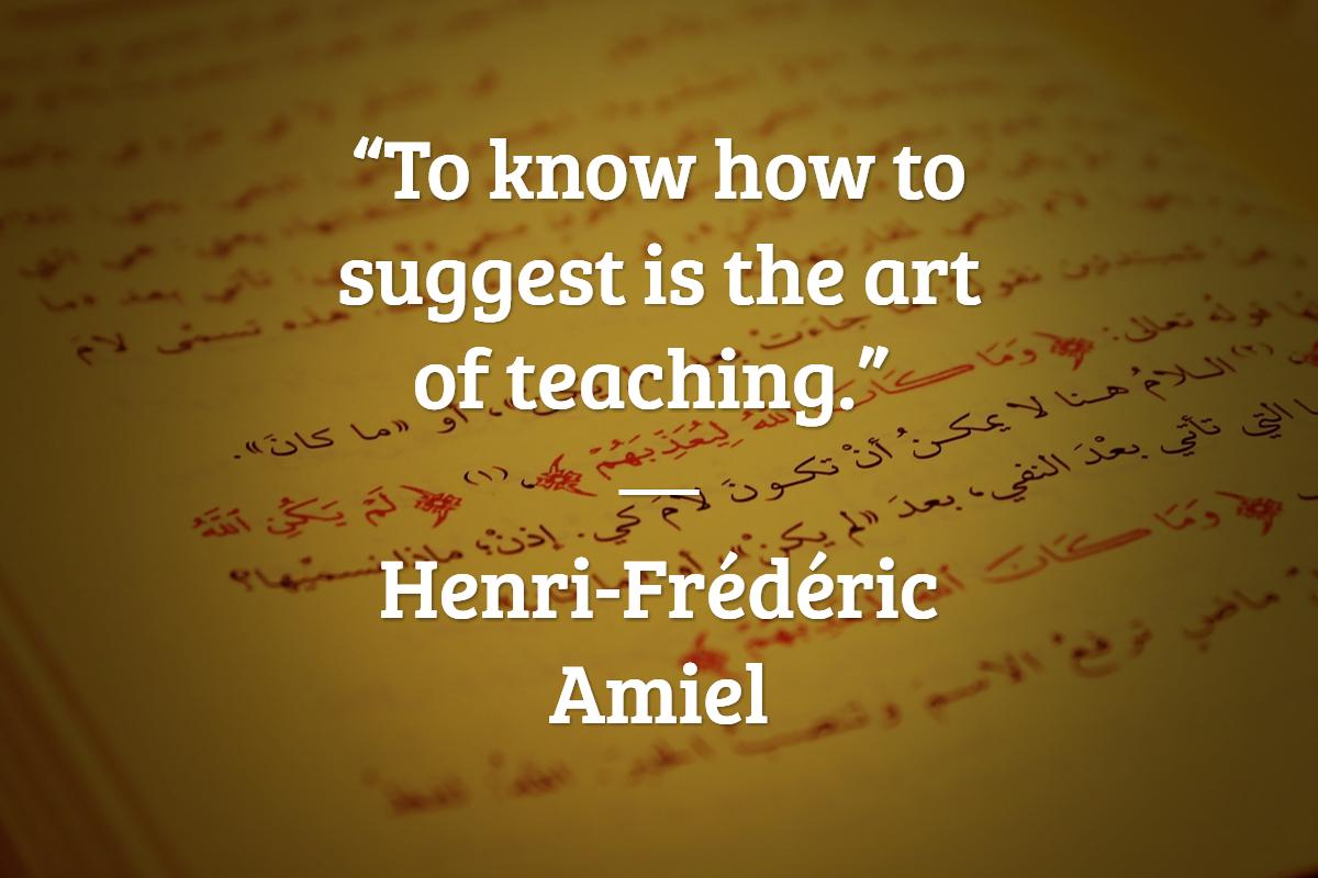 Kursus i at blive en bedre lærer