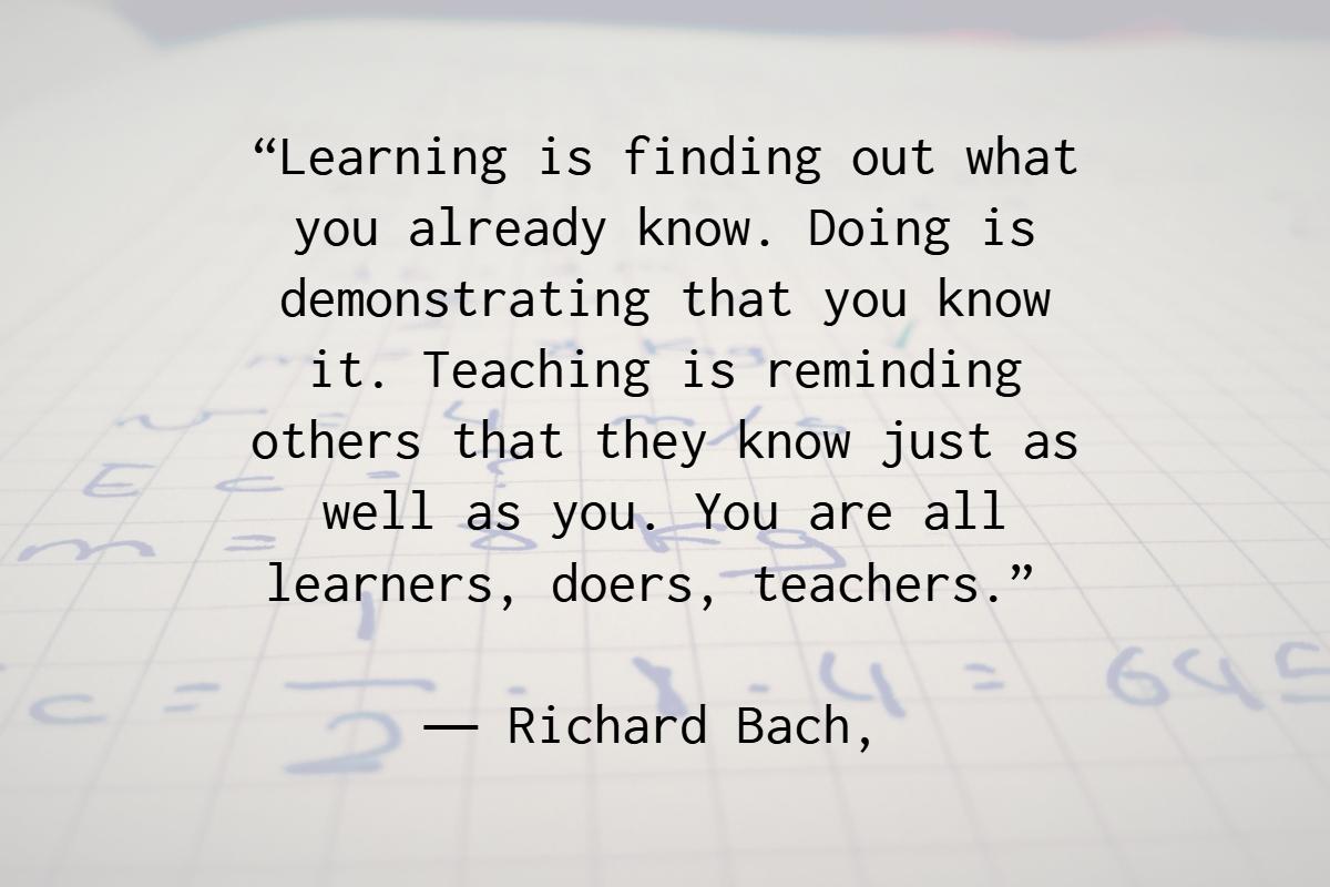 citater om lærer De mest inspirerende citater om læring og om at være lærer citater om lærer