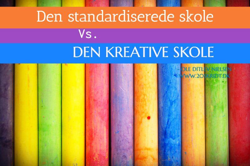 Foredrag og kursus den kreative skole