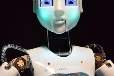 Robotterne kommer