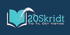 20 Skridt Logo