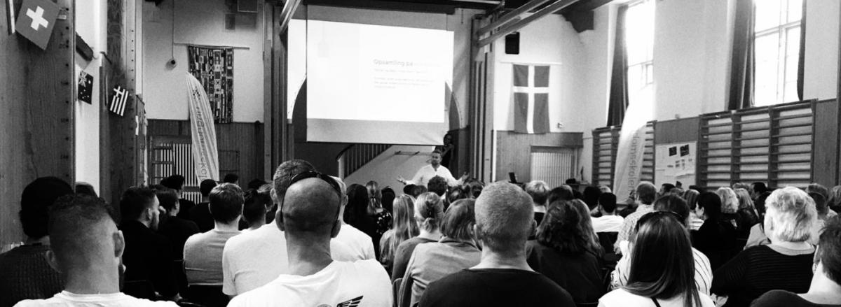 Kurser og foredrag 20 Skridt