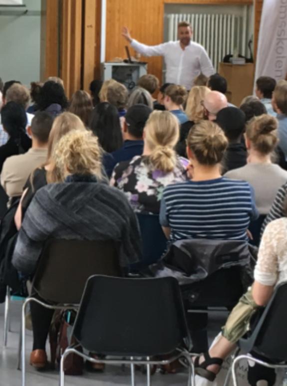 Foredrag Ole Ditlev Nielsen