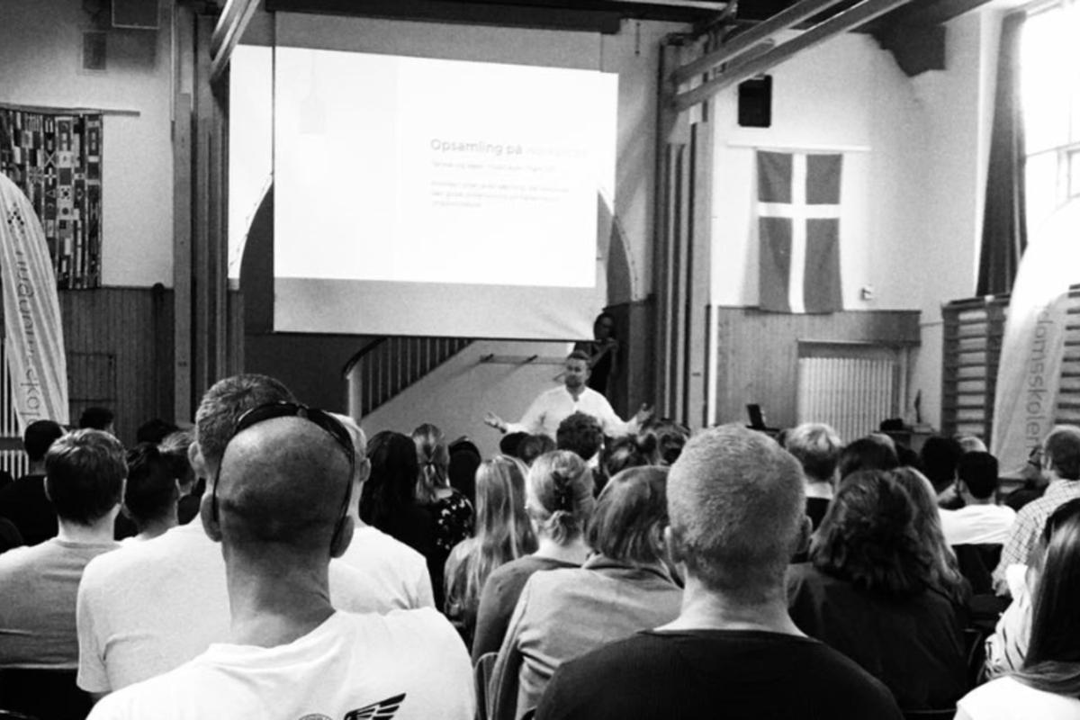 Foredrag undervisningsdifferentiering