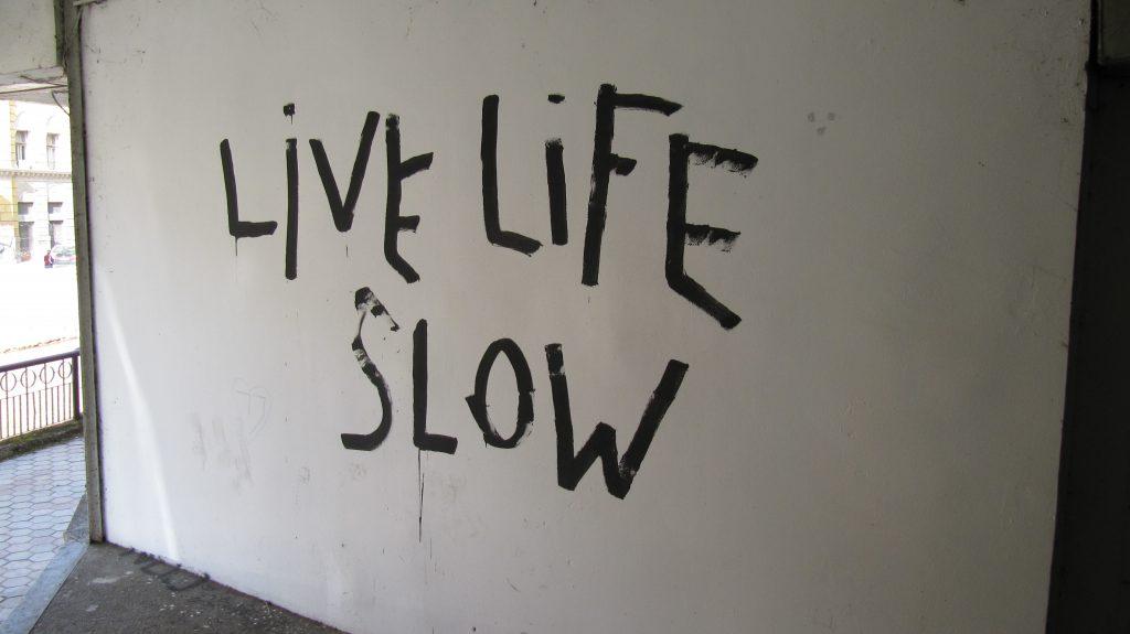 Slow living Sarajevo
