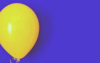 Instaface-ballonen