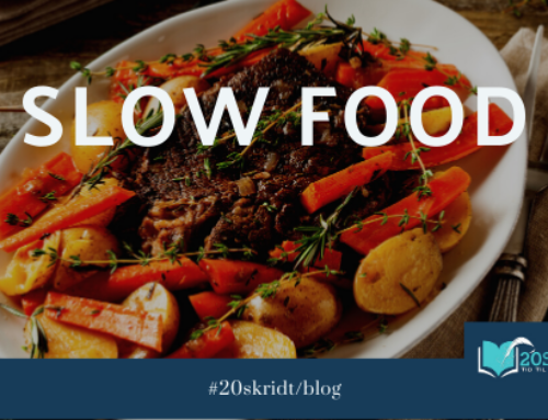 5 enkle ideer til slow food