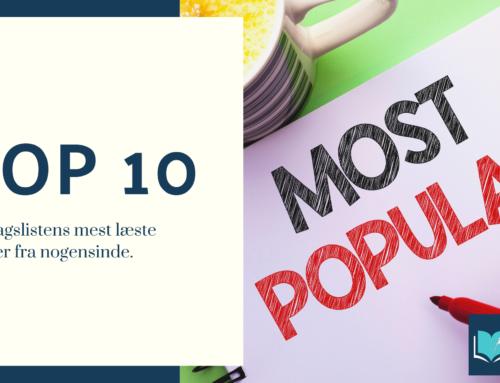 Sommerlæsning: De 10 mest populære artikler fra Søndagslisten