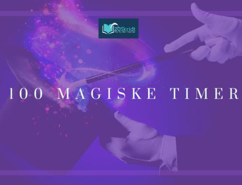 100 magiske timer