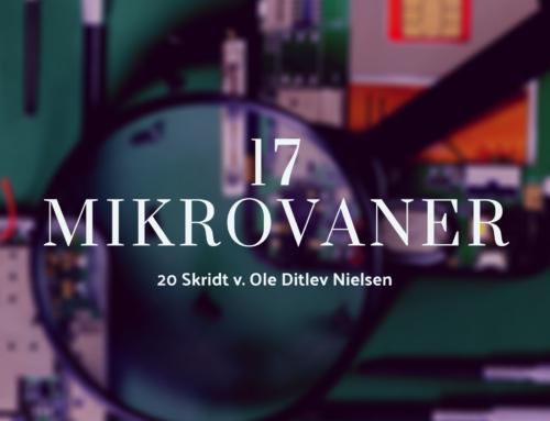 17 realistiske mikrovaner, der gør dine dage bedre