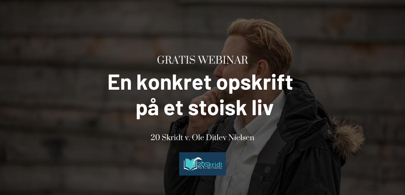Webinar stoisk