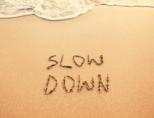 10 veje til at sænke tempoet i en travl hverdag